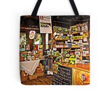 Diggers Club Shop Tote Bag