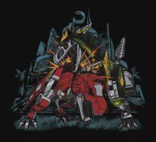 Jurassic Zords by Prime Premne