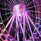 The Orlando Eye by Laurie Puglia