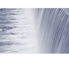 Rum River Dam Photographic Print
