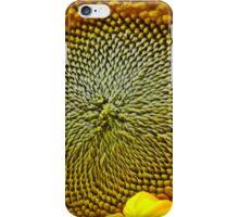 Sunflower - Up Close iPhone Case/Skin