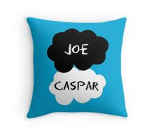 Jaspar - TFIOS Throw Pillow