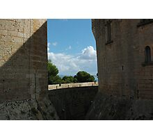 castle Palma de Mallorca Spain Photographic Print