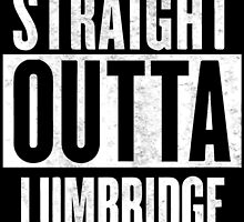 Straight Outta Lumbridge by Coward