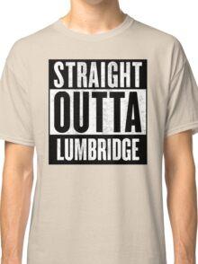 Straight Outta Lumbridge Classic T-Shirt