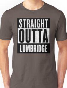 Straight Outta Lumbridge Unisex T-Shirt