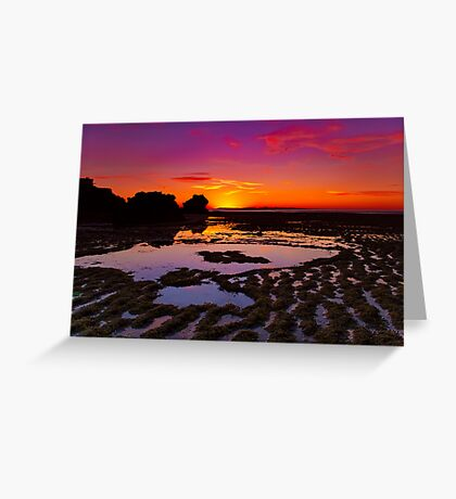 """Ripples and Reflections"" Greeting Card"
