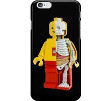 Lego - Lego Man - Anatomy iPhone Case/Skin