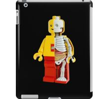Lego - Lego Man - Anatomy iPad Case/Skin