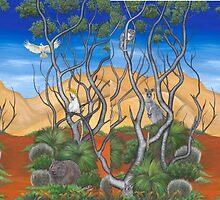 """""""Aussies at Play"""" mug by Jules Summers"""