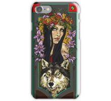 Finland beauty iPhone Case/Skin