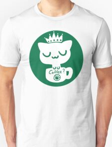 Cat Neko Cafe Unisex T-Shirt