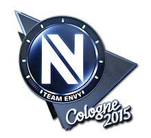 Team EnVyUs (nV) Cologne 2015 Sticker by BRPlatinum
