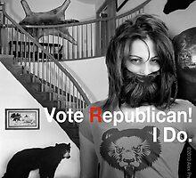 Vote Republican! 7 by Alex Preiss