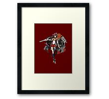 Kantai Collection - Yamato Framed Print