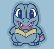 Chibi Totodile by DisfiguredStick