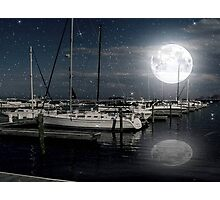 Que Bonita Luna ©  Photographic Print