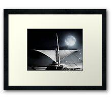 Star lit night ©  Framed Print
