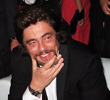 Benicio's portrait by bertipictures