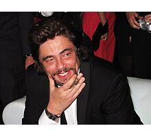 Benicio's portrait Photographic Print