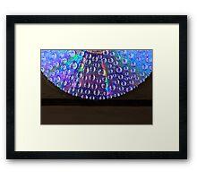 Colour Pop Framed Print