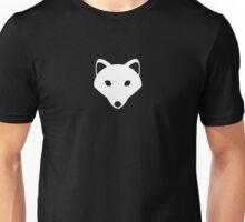 Snow, Arctic Fox Unisex T-Shirt