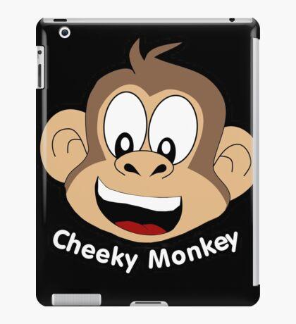 Cheeky Monkey iPad Case/Skin