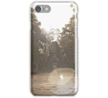 Preah Khan Gate, Siem Reap iPhone Case/Skin