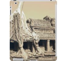 Preah Khan Tree iPad Case/Skin