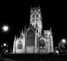 Doncaster Minster by Paul Bettison