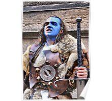 Adam The Scottish Braveheart  Poster