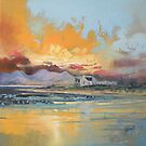 View to Rum by scottnaismith