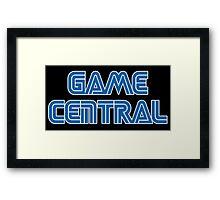GC - Sega Style Framed Print