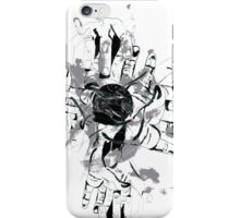 To hold onto a center iPhone Case/Skin