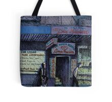 World Famous Love Machine, Kings Cross Tote Bag