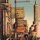 William Street, Kings Cross by Joel Tarling