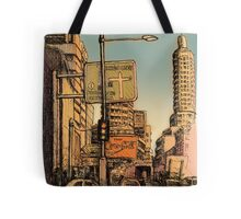 William Street, Kings Cross Tote Bag