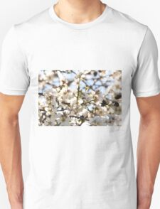 Spring almond blossoms T-Shirt