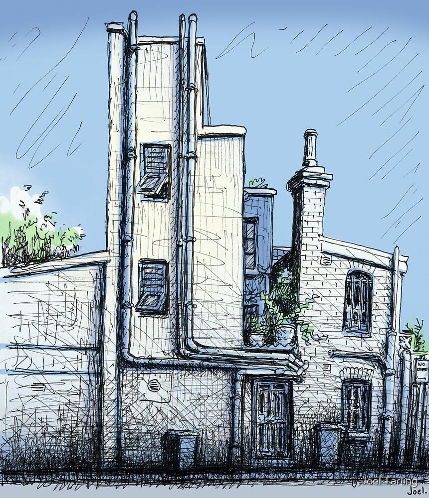 Hughes Lane, Potts Point by Joel Tarling