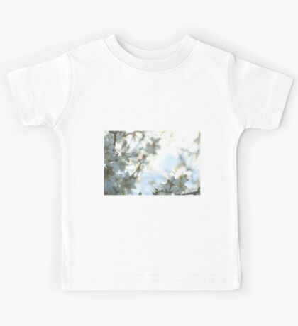 Breathtaking Blossoms Kids Tee