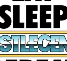Wrestle Central - Repeat Sticker