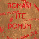 Romans Go Home by wahboasti