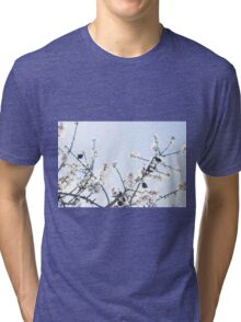 Beautiful Blossoms Tri-blend T-Shirt
