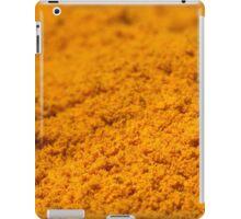 Turmeric iPad Case/Skin
