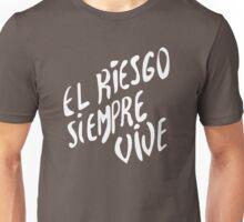 Vasquez's Chest plate motif Unisex T-Shirt