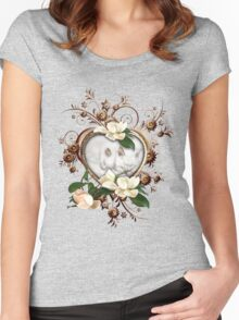 Love Kittens  Women's Fitted Scoop T-Shirt