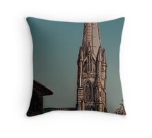 Hunter Ballie, Annandale Throw Pillow