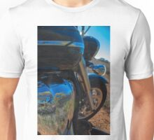Reflections on the Star Unisex T-Shirt