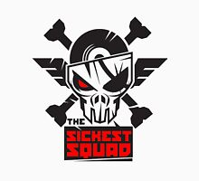 The Sickest Squad B&W Logo Unisex T-Shirt