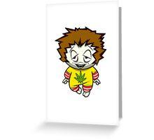 Sweet Baby - Junky Kid Greeting Card
